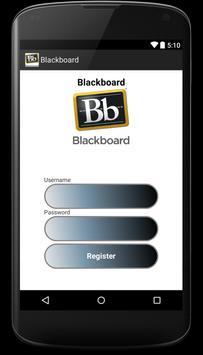 BlackBoard apk screenshot