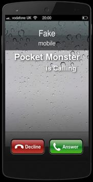 Call From Pocket Monster poster