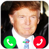 Donald Trump Video Call You icon