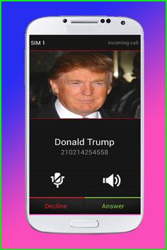 Donald Trump Video Call You screenshot 3
