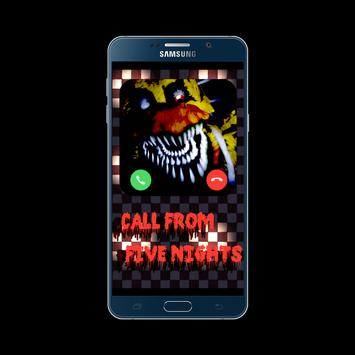 Prank Call From Five Nights poster
