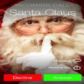 Santa Call icon