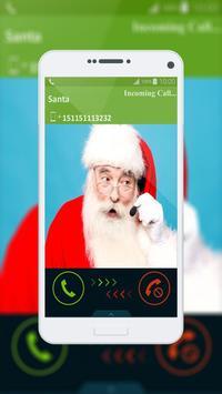 Santa Call poster