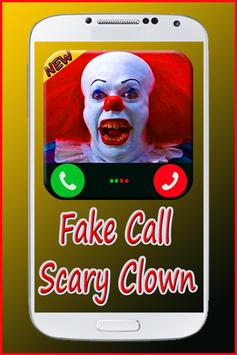 Call from Scary Clown poster