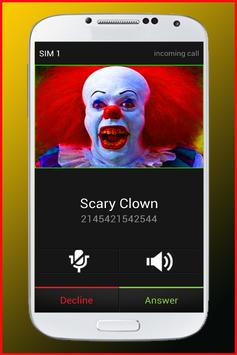 Call from Scary Clown screenshot 1