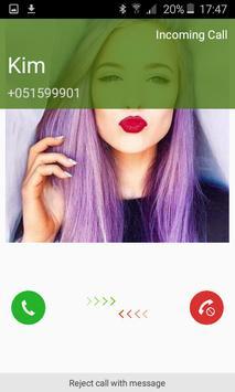 Fake Call and SMS screenshot 2