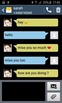 Fake Call and SMS screenshot 3