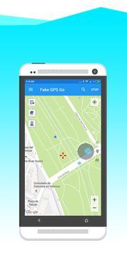 Fake GPS Location - Spoofer poster