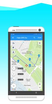 Fake GPS Location - Spoofer screenshot 1
