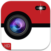 Go Fake Pokeball Camera prank icon