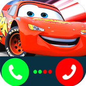 Call From Lightning McQueen - Prank icon