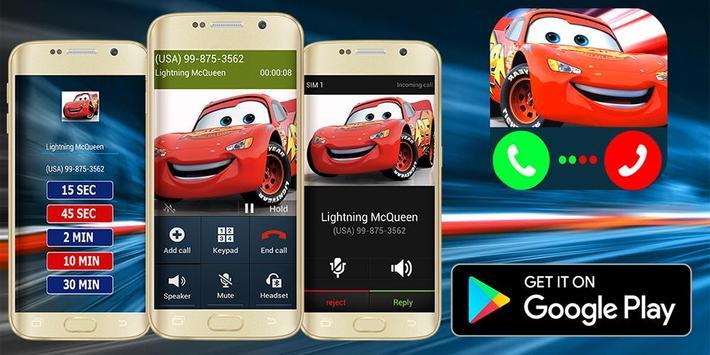 Call From Lightning McQueen - Prank screenshot 8