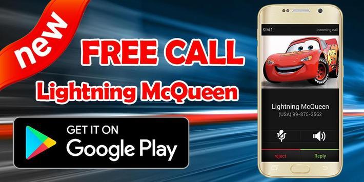 Call From Lightning McQueen - Prank screenshot 2