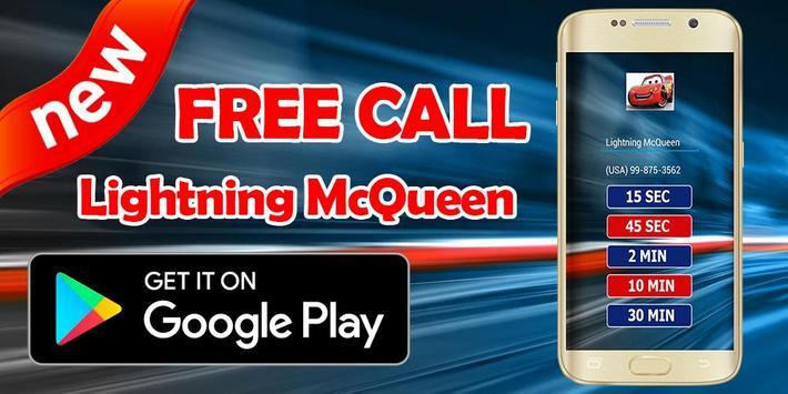 Call From Lightning McQueen - Prank screenshot 3
