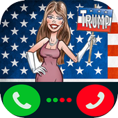 A Call From Melania - Prank icon