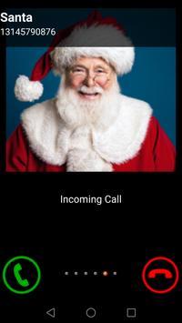 Fake Santa Call apk screenshot