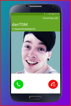 Call From Dantdm Apk Download Free Entertainment App For