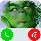 Fake Call The Grinch icon