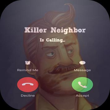 Fake Call Killer Neighbor screenshot 6
