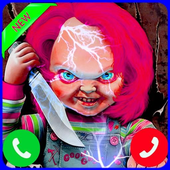 ChuCky Killer Call - Prank icon