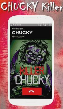 ChuCky Killer Call - Prank screenshot 1