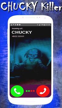 ChuCky Killer Call - Prank apk screenshot