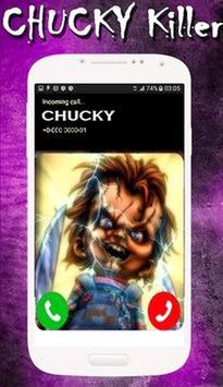 Call From Killer Chucky apk screenshot