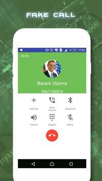 Fake Call Prank 2017 screenshot 1