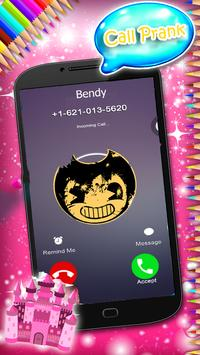 Fake calling Bendy Call Simulator 1 0 0 (Android) - Download APK