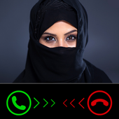 إمرأة متزوجة، هاتف وهمية icon
