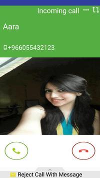 إمرأة متزوجة، هاتف وهمية apk screenshot