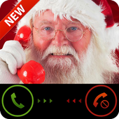 A Call From Santa claus 2018 - Prank icon