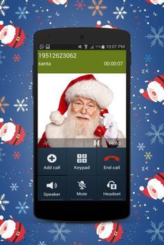 A Call From Santa claus 2018 - Prank screenshot 13