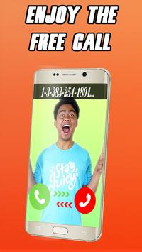 Fake call from Guava juice poster