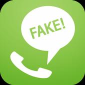 Fake a Call Free icon