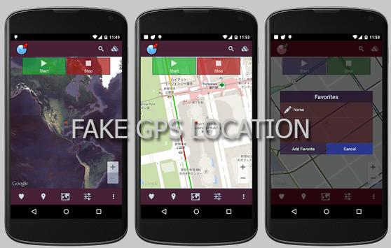Fake GPS Location 2016 poster