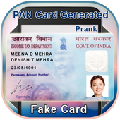Download Instant Card Apk Maker Prank - Pan For Android