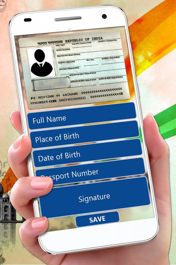Fake Passport Maker Prank for Android - APK Download