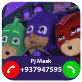 Fake Pj call From mask icon