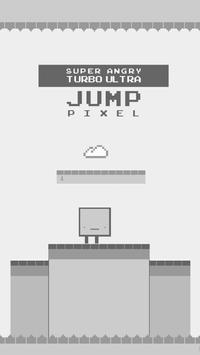 Super Angry Pixel Jump poster