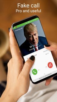 Fake Call Galaxy screenshot 4