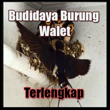 Budidaya Walet Lengkap poster
