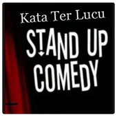 Kata kata terlucu Stand up Comedy icon
