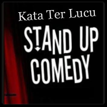 Kata kata terlucu Stand up Comedy screenshot 1