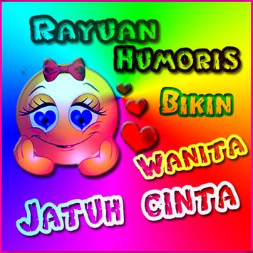 kata kata Rayuan Humoris poster