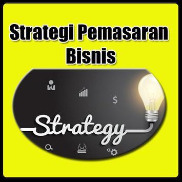 Strategi Pemasaran Bisnis poster