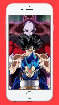 Dragon Ball Super HD wallpaper 2018 screenshot 1