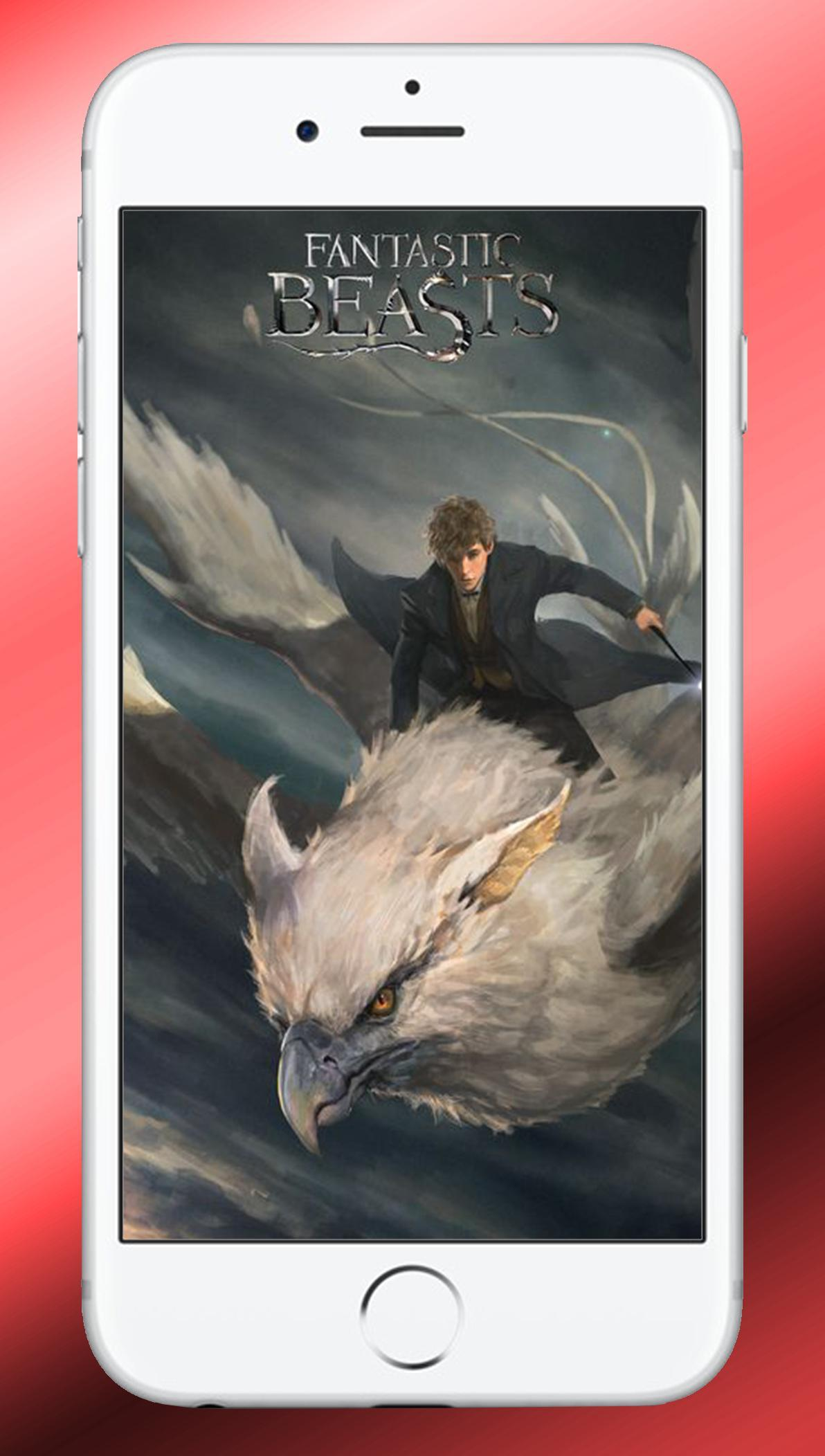 Fantastic Beasts And Where To Find Them Wallpaper For Android