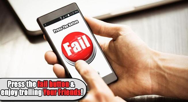 Fail Button Bleep buzzer screenshot 3