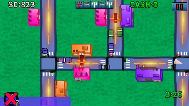 Gridlock Empire Free apk screenshot